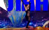 اوكرانية لديها موهبة الرقص على حبل - مذهلة