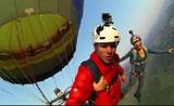 مجموعة شبان يبرعون في موهبة القفز من أماكن مختلفة