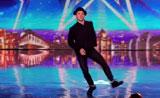 رقص (الرجل الصفيح ) برنامج المواهب