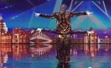 رقصة الانسان الالي... رائعة