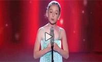 هولي الطفلة المغنية
