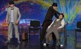 ابداع رقص الرجل الالي ياباني